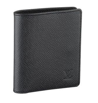 Louis Vuitton Taiga Leather Magellan Wallet M30552