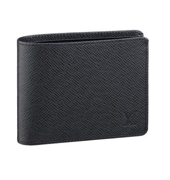 Louis Vuitton Taiga Leather Multiple Wallet M30952