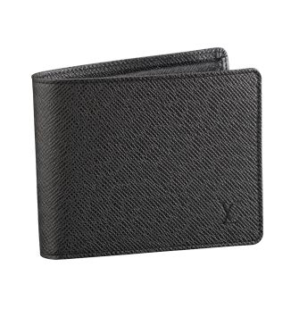 Louis Vuitton Taiga Leather Florin Wallet M31112