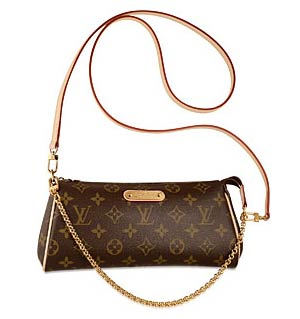 Louis Vuitton Monogram Canvas Eva Clutch M95567