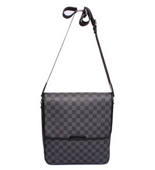 Louis Vuitton Damier Graphite Canvas Messenger Bag N56715