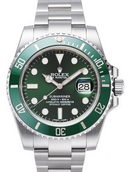 Rolex Submariner Date Watch 116610A