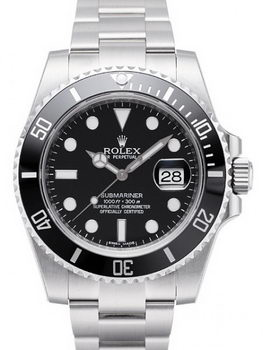 Rolex Submariner Date Watch 116610B