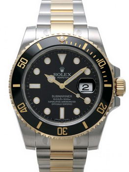 Rolex Submariner Date Watch 116613B