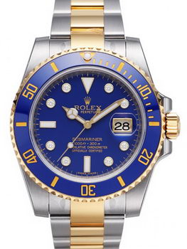 Rolex Submariner Date Watch 116613C