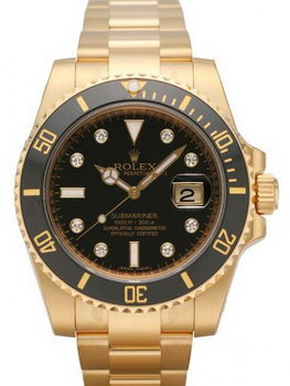 Rolex Submariner Date Watch 116618A