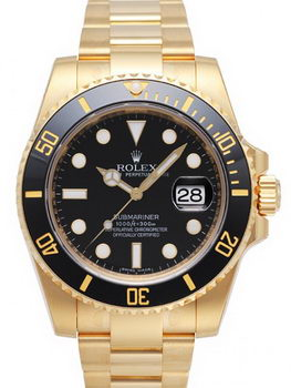 Rolex Submariner Date Watch 116618B