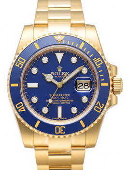 Rolex Submariner Date Watch 116618C