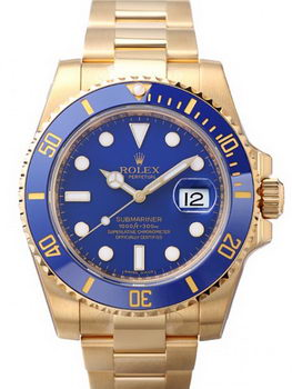 Rolex Submariner Date Watch 116618D