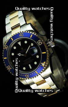 Rolex Submariner Replica Watch RO8009N