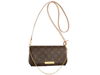 LOUIS VUITTON M40717 MONOGRAM CANVAS FVORITE PM