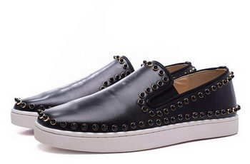 Christian Louboutin Casual Shoes CL922 Black