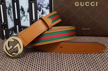 GUCCI Belt G1907 Wheat