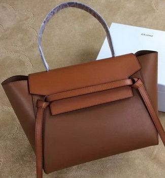 Celine Belt Bag Original Leather CLA98312 Wheat