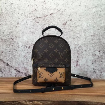 Louis Vuitton Monogram Canvas Rucksack Michael Backpack M41565 Wheat
