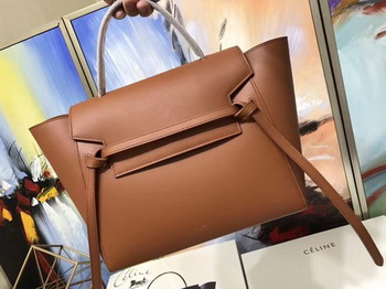 Celine Belt Bag Original Smooth Leather C3349 Wheat