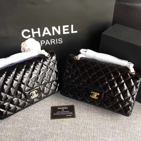 Chanel 2.55 Series Flap Bags Original Leather A1112 Black