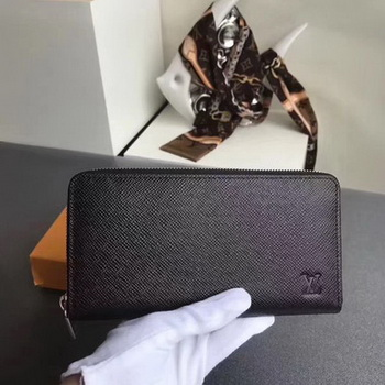 Louis Vuitton Taiga Leather ZIPPY WALLET VERTICAL M32822