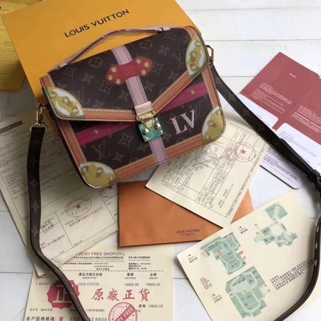 Louis Vuitton Pochette Metis Summer Trunk M43628