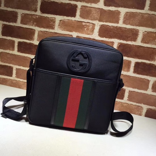Gucci Messenger Bag 181061 black