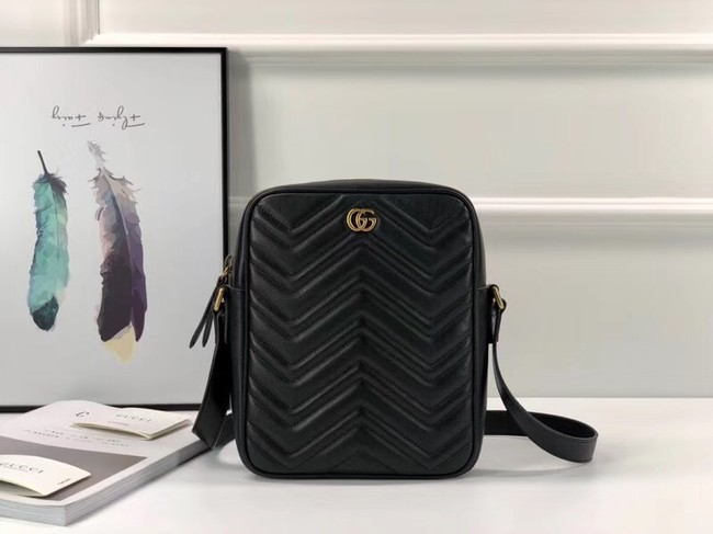 Gucci GG Marmont messenger bag 523365 black