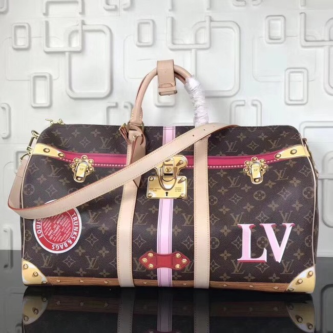 Louis Vuitton KEEPALL BANDOULIERE 50 M43613