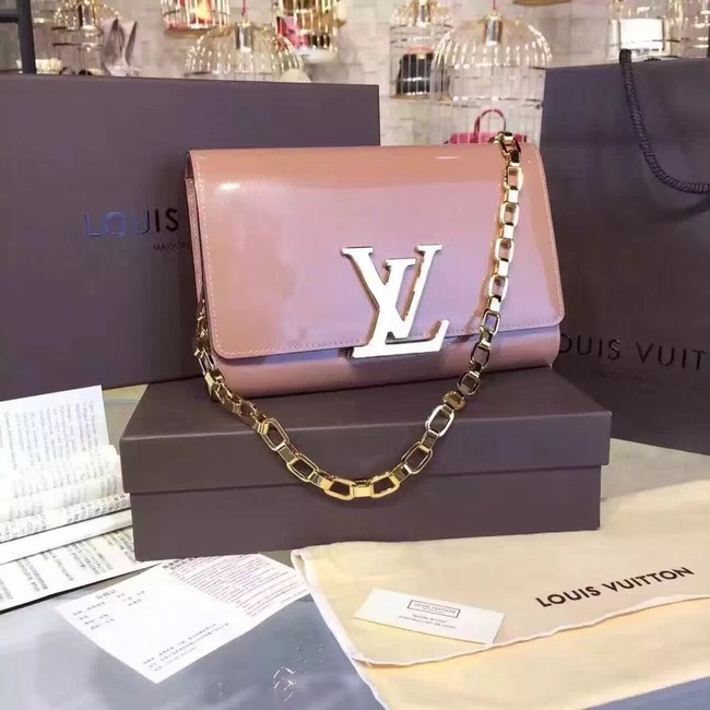 Louis Vuitton CHAIN LOUISE GM 94425 Pink
