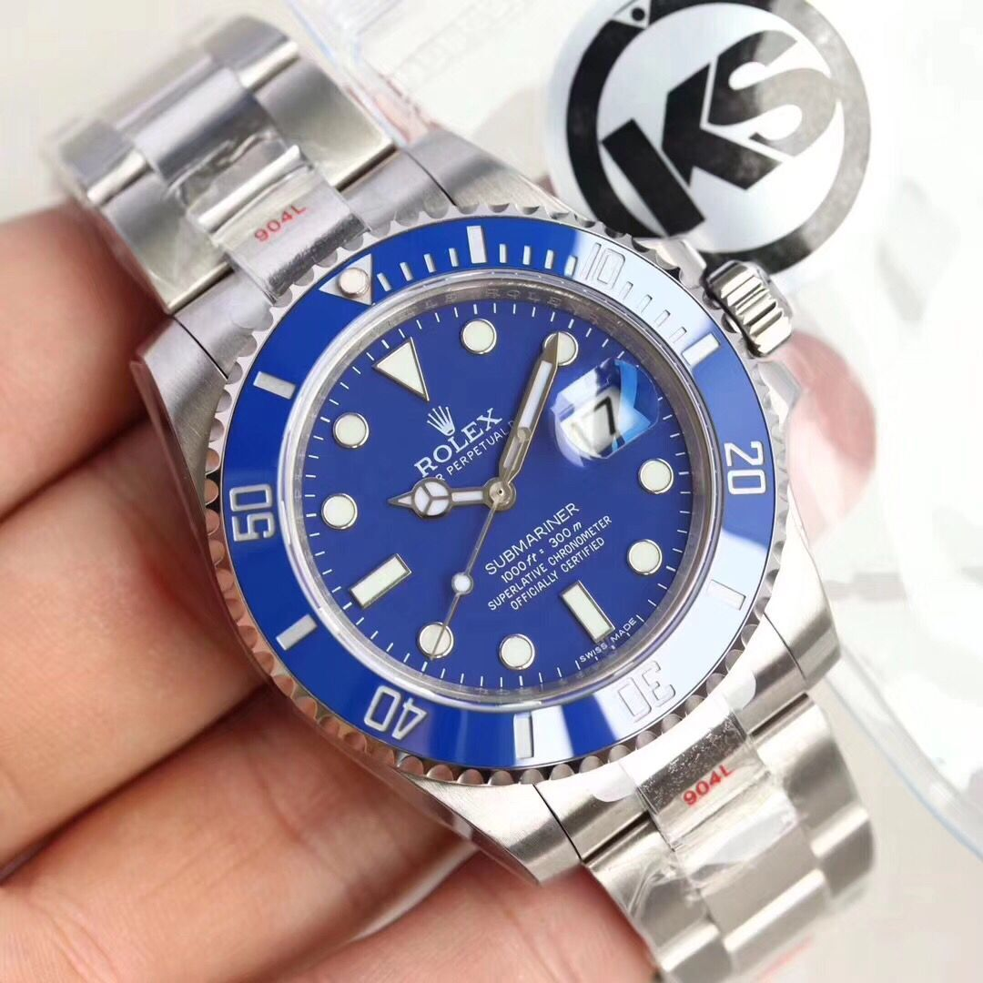Rolex Datejust Replica Watch RO178988 Blue