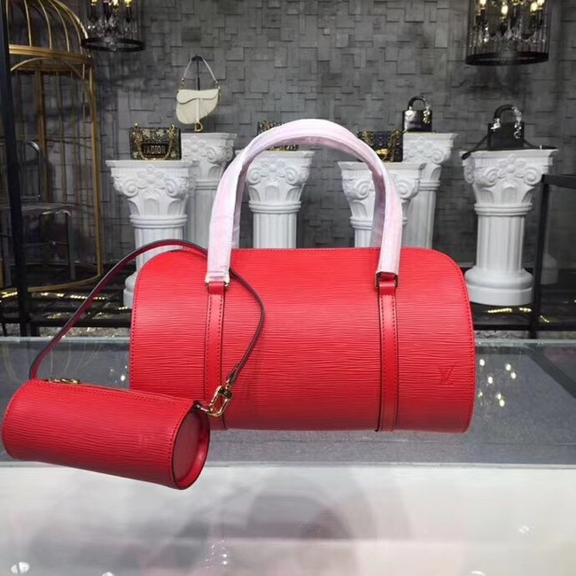 Louis Vuitton original Epi Leather M52222 red