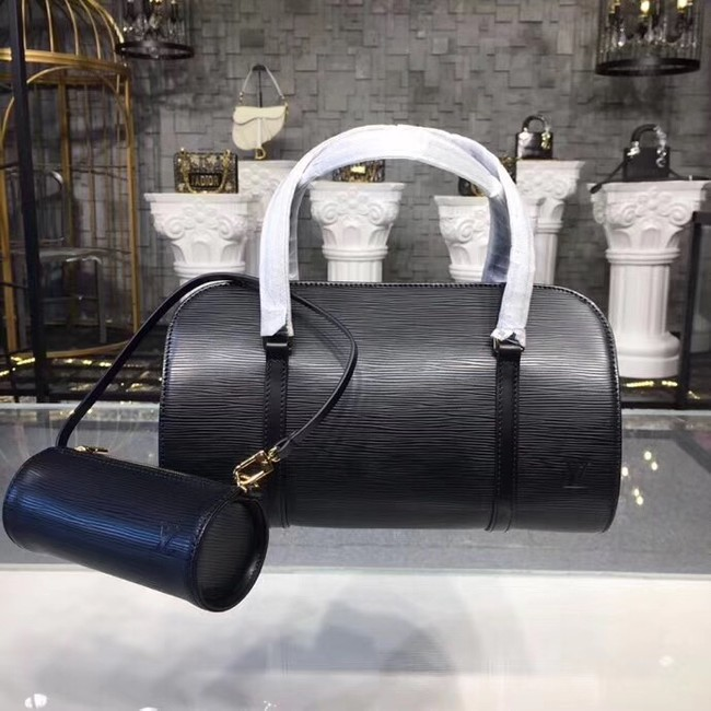 Louis Vuitton original Epi Leather M52222 black