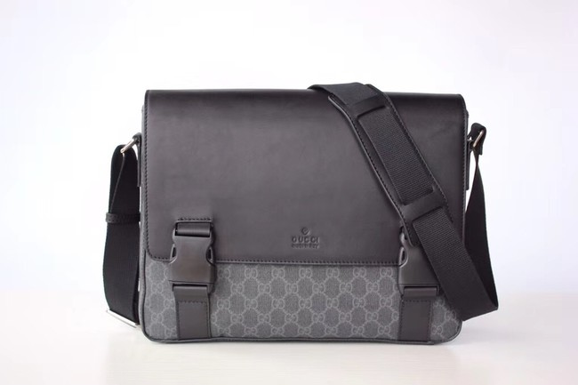 Gucci Ophidia GG messenger bag 406367 black