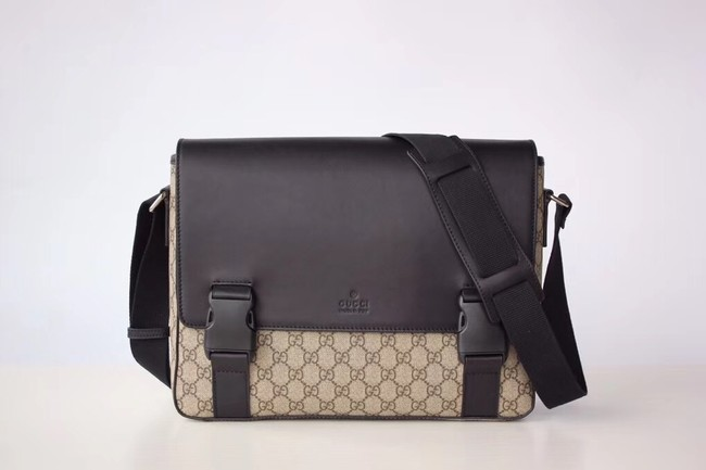 Gucci Ophidia GG messenger bag 406367 brown