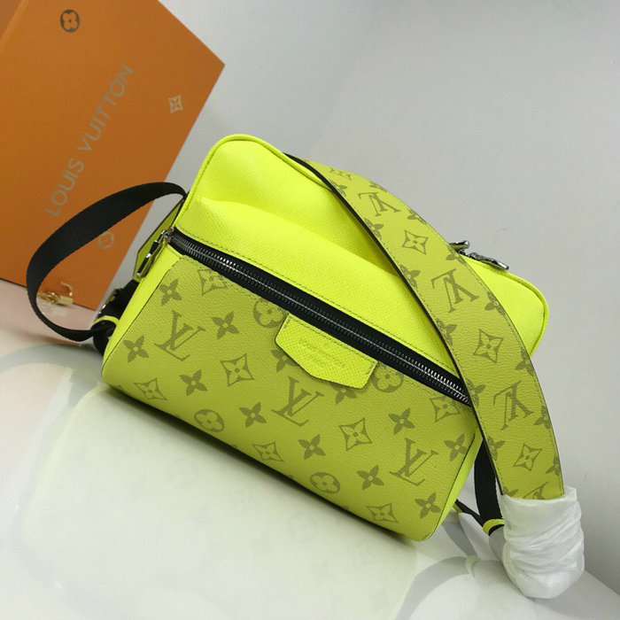 Louis Vuitton Monogram Canvas Messenger PM M43845 yellow