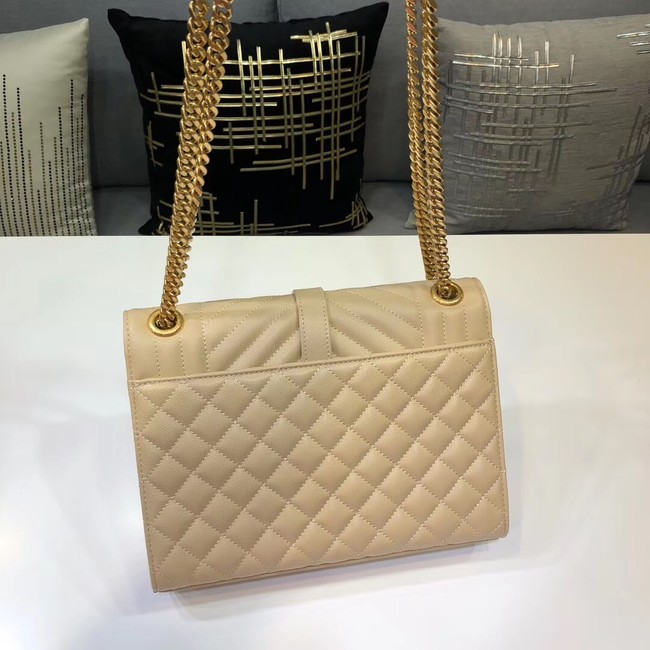 SAINT LAURENT Medium satchel 487206 apricot