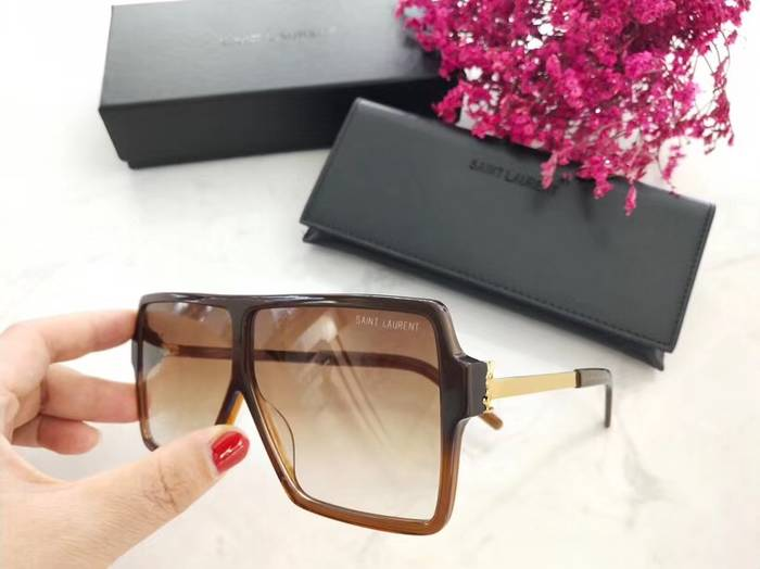 Yves Saint Laurent Sunglasse Top Quality YSL42045