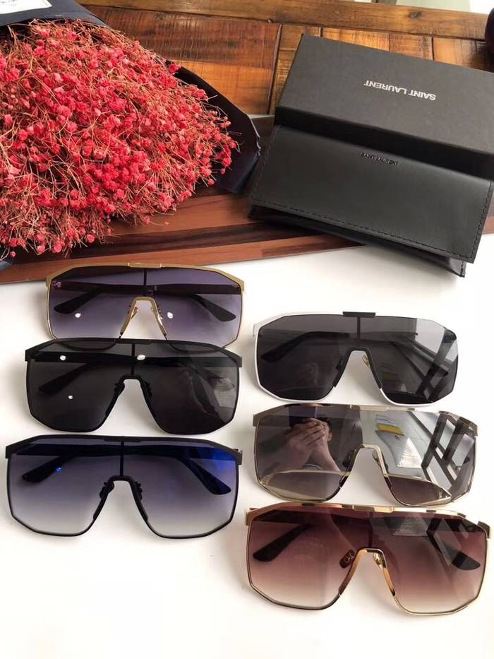 Yves Saint Laurent Sunglasse Top Quality YSL42058