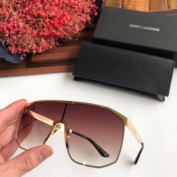 Yves Saint Laurent Sunglasse Top Quality YSL42063