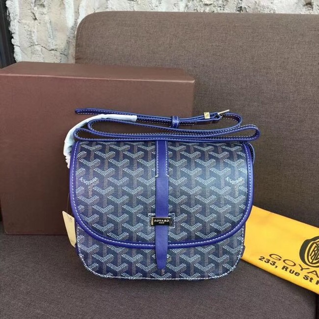Goyard shoulder bag 36959 blue