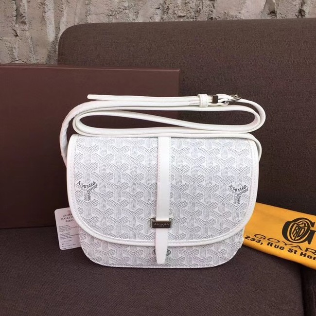 Goyard shoulder bag 36959 white