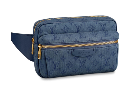 Louis vuitton original OUTDOOR Pocket M44741 blue