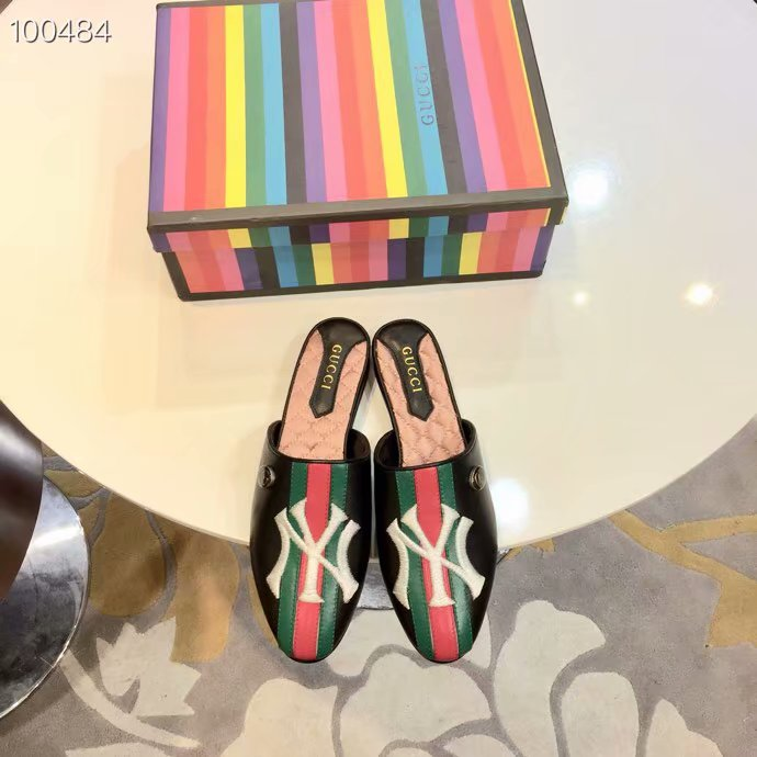 Gucci lady slippers GG1508SY-2