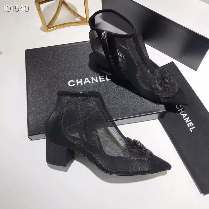 Chanel Shoes CH2534JYX-3
