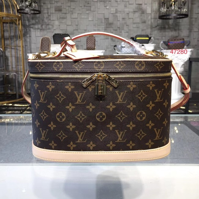 Louis vuitton original Monogram Canvas NICE M47280