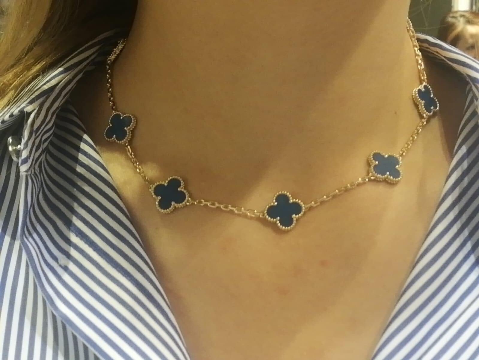 Van Cleef & Arpels Necklace VCA3235