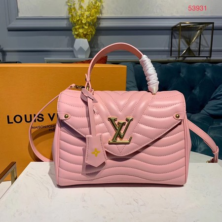LOUIS VUITTON NEW WAVE TOTE M53931 pink