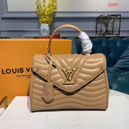 LOUIS VUITTON NEW WAVE TOTE M53931 apricot