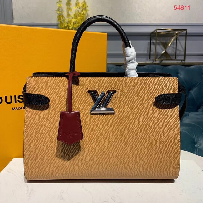 Louis Vuitton Original EPI Leather M54811 Apricot