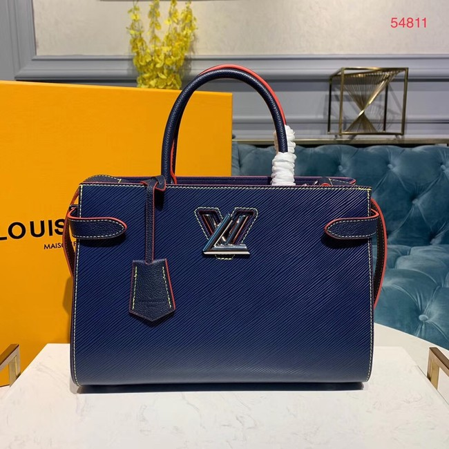 Louis Vuitton Original EPI Leather M54811 Dark Blue