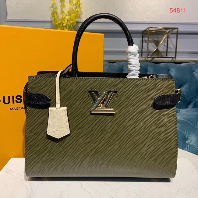 Louis Vuitton Original EPI Leather M54811 Khaki