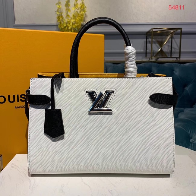 Louis Vuitton Original EPI Leather M54811 White